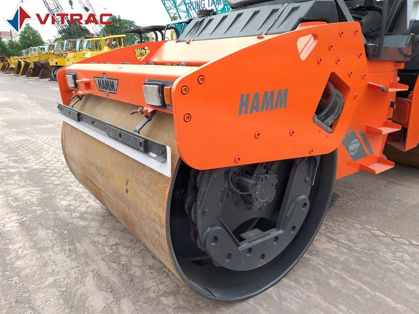 HAMM HD 120 HV - 2002