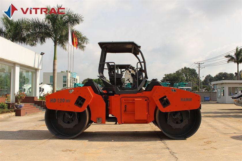 HAMM HD 120 HV - 2003