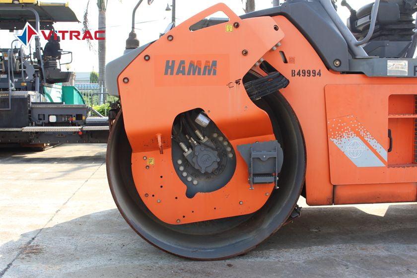HAMM HD+ 140 VV - 2012