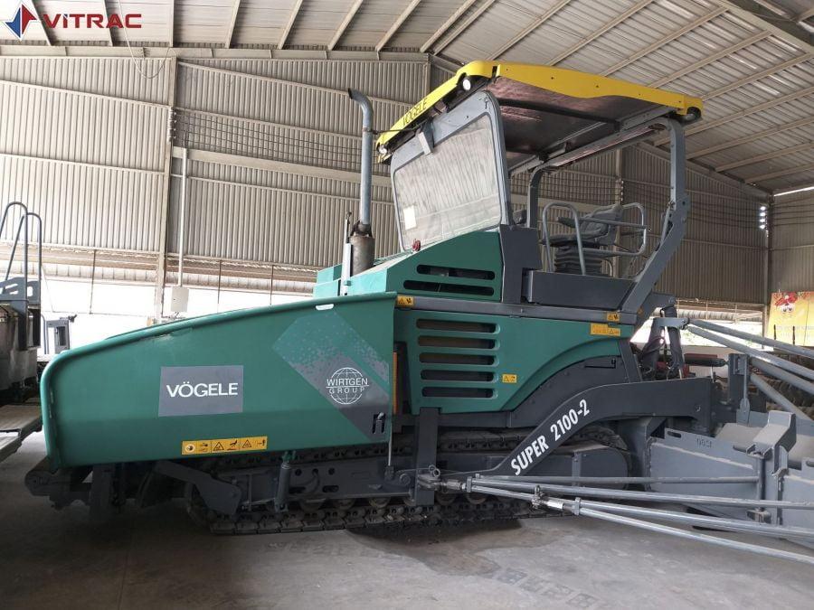 VOGELE S2100-2 - 2010