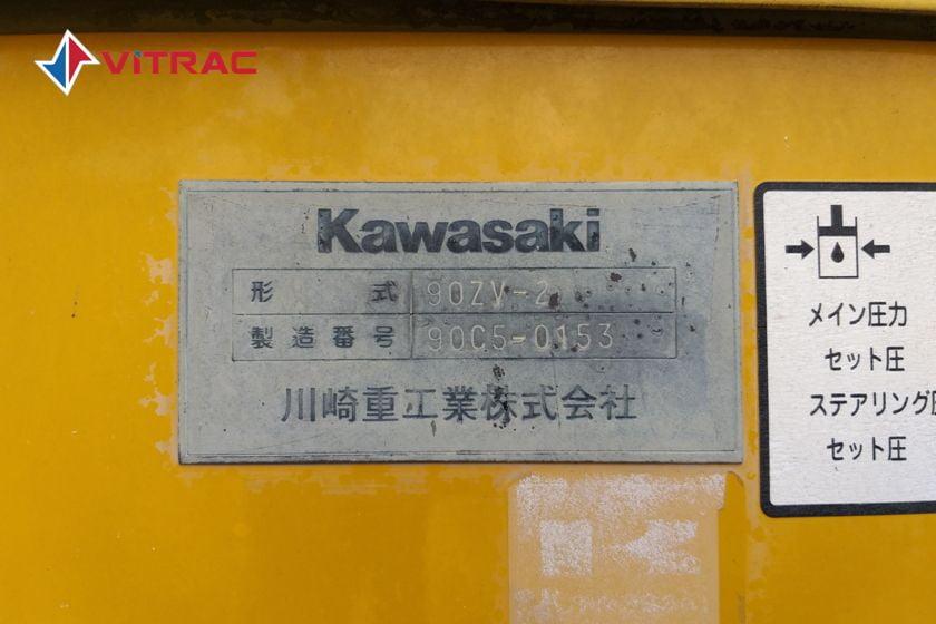 KAWASAKI 90ZV-2