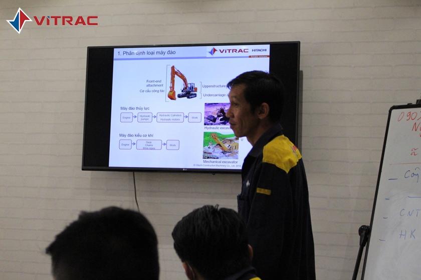 máy đào Hitachi ZX470-5G